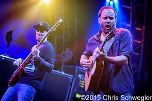 Dave Matthews Band – 07-07-15 – DTE Energy Music Theatre, Clarkston, MI