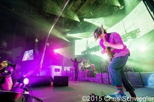 Incubus – 07-22-15 – DTE Energy Music Theatre, Clarkston, MI