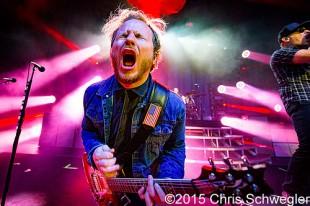 Shinedown – 07-21-15 – The Fillmore, Detroit, MI