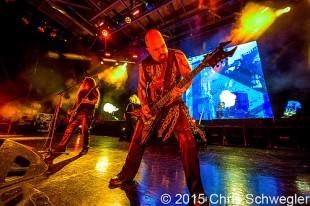 Rockstar Energy Drink Mayhem Festival 2015 - 07-11-15