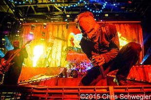 Slipknot – 07-28-15 – Summer's Last Stand Tour, DTE Energy Music Theatre, Clarkston, MI