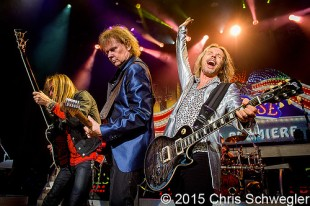 Styx - 07-17-15 - DTE Energy Music Theatre, Clarkston, MI