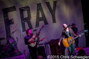 The Fray – 07-01-15 – Picasso At The Wheel Summer Tour 2015, DTE Energy Music Theatre, Clarkston, MI