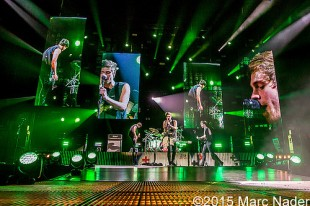5 Seconds Of Summer – 08-19-15 – Rock Out With Your Socks Out Tour , The Palace Of Auburn Hills, Auburn Hills, MI