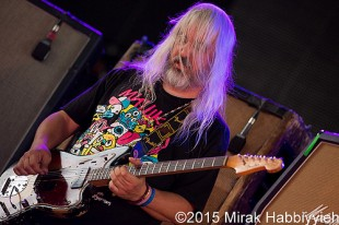 Dinosaur Jr. – 08-02-15 – Freedom Hill Amphitheatre, Sterling Heights, MI