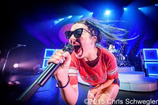 Charli XCX – 08-11-15 – Charli And Jack Do America Tour, The Fillmore, Detroit, MI
