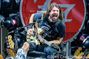 Foo Fighters – 08-24-15 – DTE Energy Music Theatre, Clarkston, MI