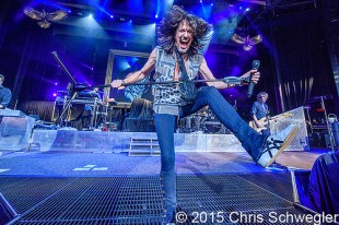 Foreigner - 08-07-15 - First Kiss: Cheap Date Tour, DTE Energy Music Theatre, Clarkston, MI