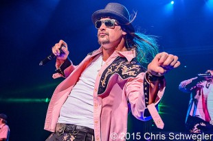 Kid Rock - 08-07-15 - First Kiss: Cheap Date Tour, DTE Energy Music Theatre, Clarkston, MI