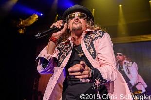 Kid Rock – 08-18-15 – First Kiss: Cheap Date Tour, DTE Energy Music Theatre, Clarkston, MI