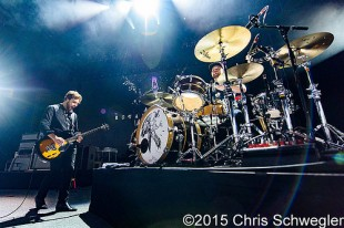 Royal Blood – 08-24-15 – DTE Energy Music Theatre, Clarkston, MI