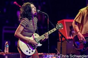 Jessica Hernandez & The Deltas – 09-10-15 – Meadow Brook Music Festival, Rochester Hills, MI