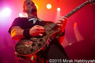 Tremonti – 09-28-15 – 2015 Hard Drive Live Tour, The Crofoot, Pontiac, MI