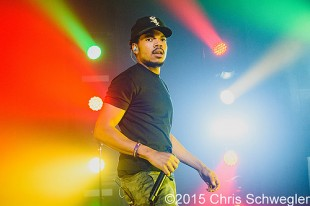 Chance The Rapper – 10-18-15 – Family Matters Tour , The Fillmore, Detroit, MI