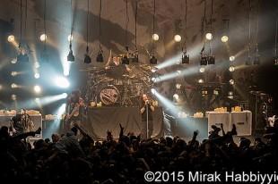 Korn – 10-03-15 – Self-Titled Album Anniversary Tour, The Fillmore, Detroit, MI