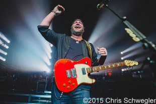 Lee Brice – 10-22-15 – The Fillmore, Detroit, MI