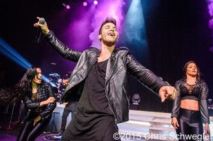 Prince Royce – 09-30-15 – The Fillmore, Detroit, MI