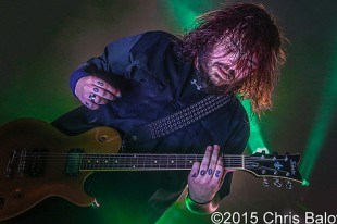 Seether – 10-10-15 – The Fillmore, Detroit, MI