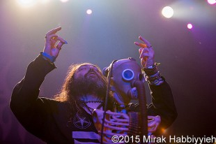 Soulfly – 10-19-15 – We Sold Our Souls to Metal 2015 Tour, The Crofoot, Pontiac, MI