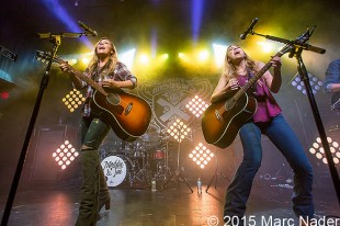 Maddie & Tae – 11-06-15 – Start Here Tour, Saint Andrews Hall, Detroit, MI