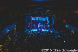 Everclear – 11-08-15 – Sparkle & Fade 20th Anniversary Tour, Saint Andrews Hall, Detroit, MI