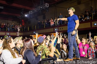 Granger Smith - 11-13-15 - Yee Yee Nation Tour, Saint Andrews Hall, Detroit, MI