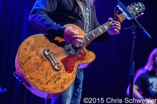 Jamey Johnson – 11-20-15 – The Fillmore, Detroit, MI