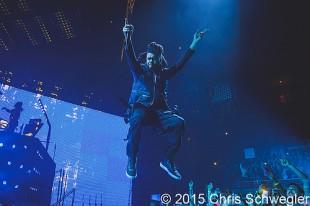 The Weeknd – 11-07-15 – The Madness Fall Tour, The Palace Of Auburn Hills, Auburn Hills, MI