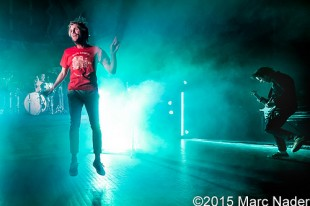 Awolnation – 12-18-15 – The Night 89x Stole Christmas, The Fillmore, Detroit, MI
