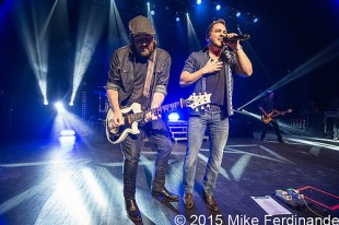 Eli Young Band - 12-04-15 - The Fillmore, Detroit, MI