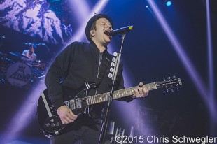 Fall Out Boy – 12-08-15 – 98.7 AMP Kringle Jingle, The Fillmore, Detroit, MI