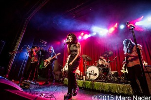 Jessica Hernandez & The Deltas - 12-05-15 - Saint Andrews Hall, Detroit, MI
