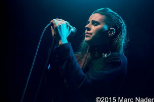 PVRIS – 12-18-15 – The Night 89x Stole Christmas, The Fillmore, Detroit, MI