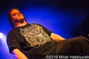 Cannibal Corpse – 02-21-16 – Saint Andrews Hall, Detroit, MI