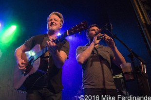 Gaelic Storm – 03-16-16 – An Evening with, Saint Andrews Hall, Detroit, MI