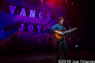 Vance Joy – 03-22-16 – The Fire And The Flood Tour, The Fillmore, Detroit, MI