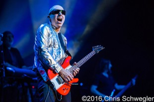 Joe Satriani – 04-13-16 – Surfing to Shockwave Tour, The Fillmore, Detroit, MI