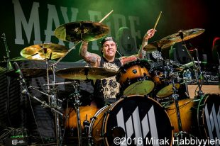 Memphis May Fire – 04-20-16 – Incarnate Tour, The Intersection, Grand Rapids, MI
