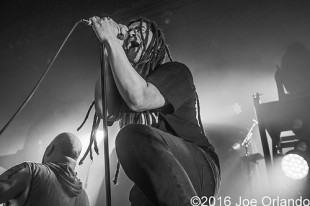 Nonpoint – 04-07-16 – Saint Andrews, Detroit, MI