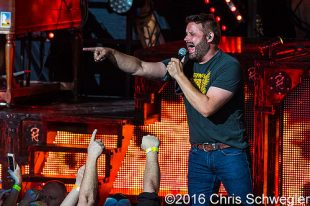 Randy Houser – 05-22-16 – Somewhere On A Beach Tour, DTE Energy Music Theatre, Clarkston, MI