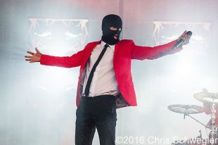 Twenty One Pilots – 06-03-16 – Emotional Roadshow Tour, DTE Energy Music Theatre, Clarkston, MI