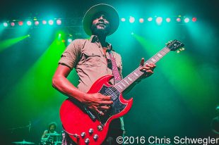 Gary Clark Jr. – 07-21-16 – The Story Of Sonny Boy Slim Tour, The Fillmore, Detroit, MI