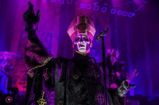 Ghost – 10-03-16 – Popestar Tour, The Fillmore, Detroit, MI