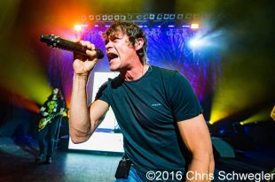 3 Doors Down – 10-05-16 – The Fillmore, Detroit, MI