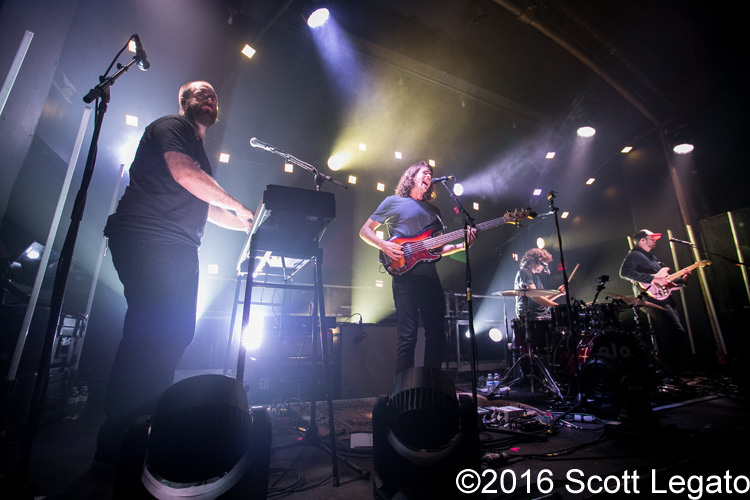 KONGOS – 10-06-16 – Saint Andrews Hall, Detroit, MI