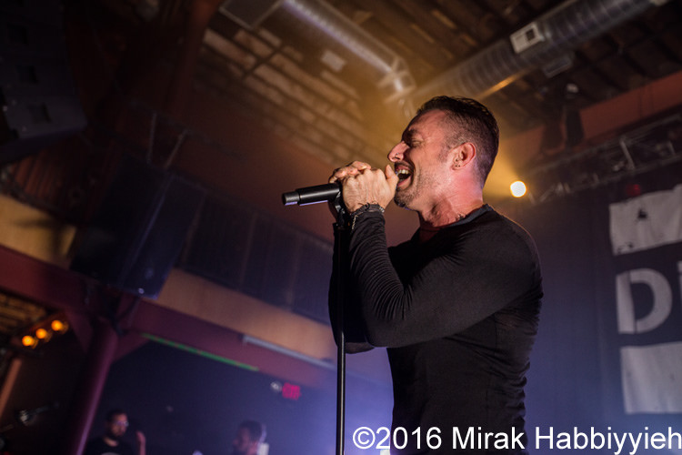 The Dillinger Escape Plan – 10-17-16 – The Crofoot, Pontiac, MI