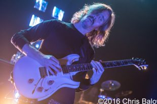 Opeth – 10-07-16 – The Fillmore, Detroit, MI