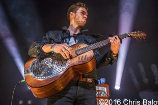 Kaleo – 10-12-16 – Saint Andrews Hall, Detroit, MI
