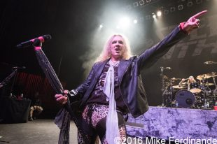 Steel Panther – 12-03-16 – The Fillmore, Detroit, MI