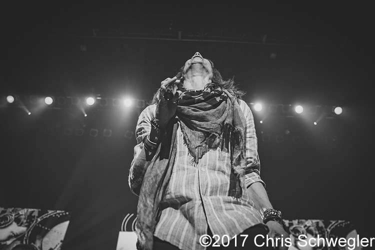 Tesla – 02-21-17 – The Fillmore, Detroit, MI